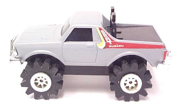 Toys 4 Brats : Stomper one speed off card